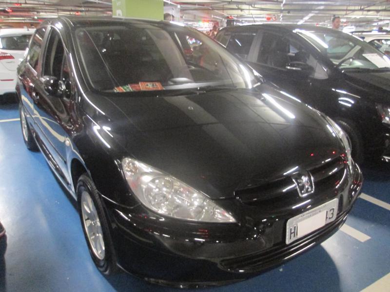Feirão Auto Show Shopping ABC - PEUGEOT 307 RALLYE 2.0 16V 138CV 5P AUT. 2004-2004