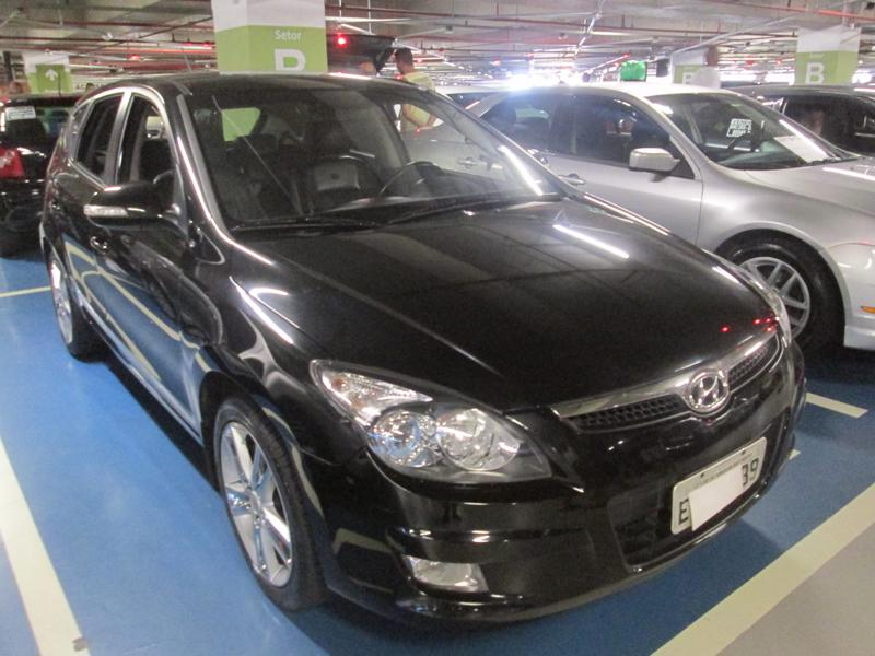 Feirão Auto Show Shopping ABC - HYUNDAI I30 2.0 16V 145CV 5P MEC. 2012-2012