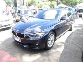 AutoShow Anhembi - BMW 328I 2012