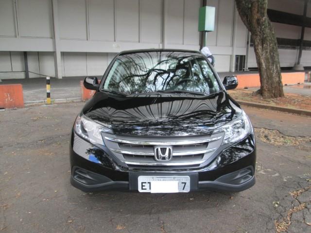 AutoShow Anhembi - HONDA CR-V 2013