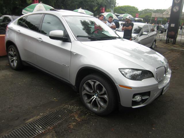 AutoShow Anhembi - BMW X6 2012