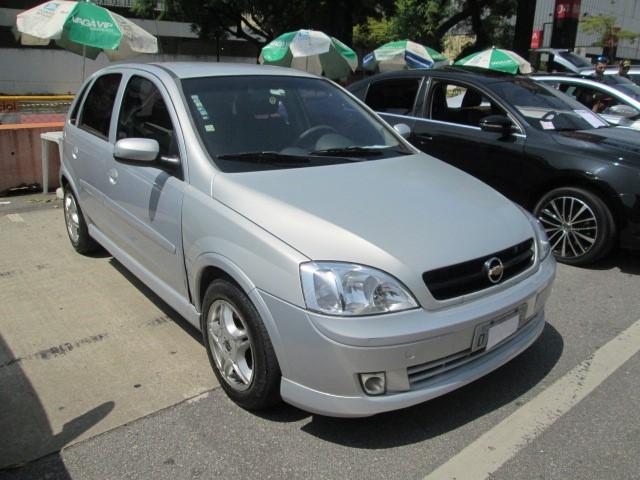 Feirão Auto Show Anhembi - CHEVROLET CORSA HATCHBACK 1.8 MPFI 8V 102CV 5P 2002-2003