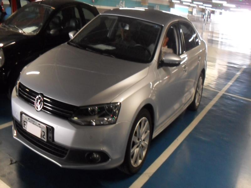 Feirão Auto Show Shopping ABC - VOLKSWAGEN JETTA COMFORTLINE  2.0 T.FLEX 8V 4P MEC. 2012-2012