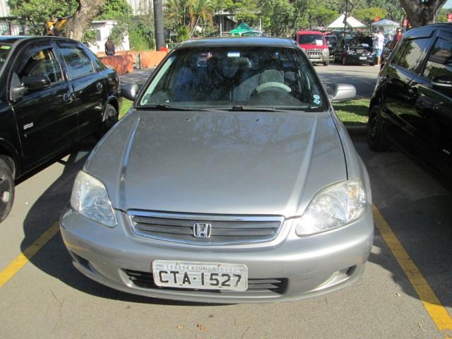 AutoShow Anhembi - HONDA CIVIC 2000