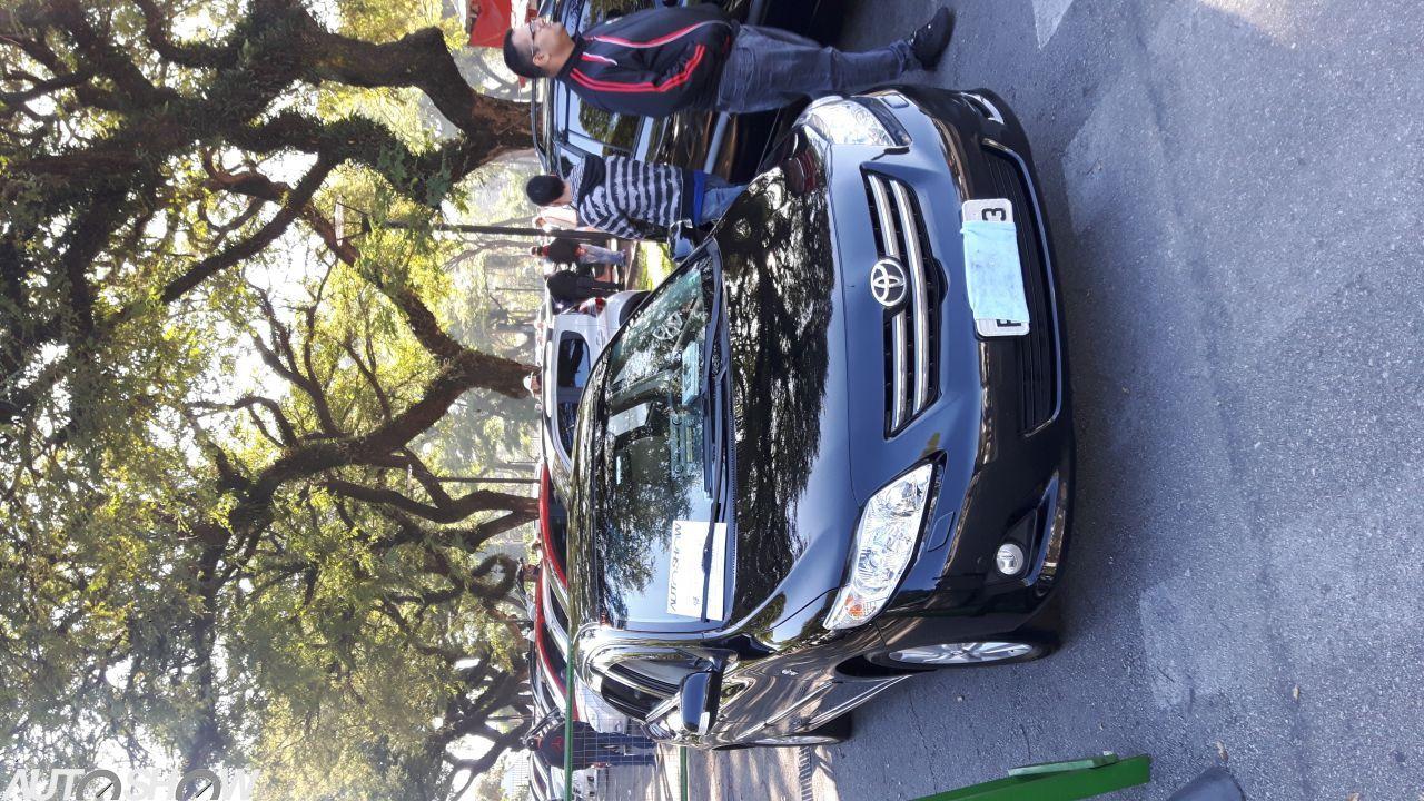 AutoShow Anhembi - toyota corolla 2011