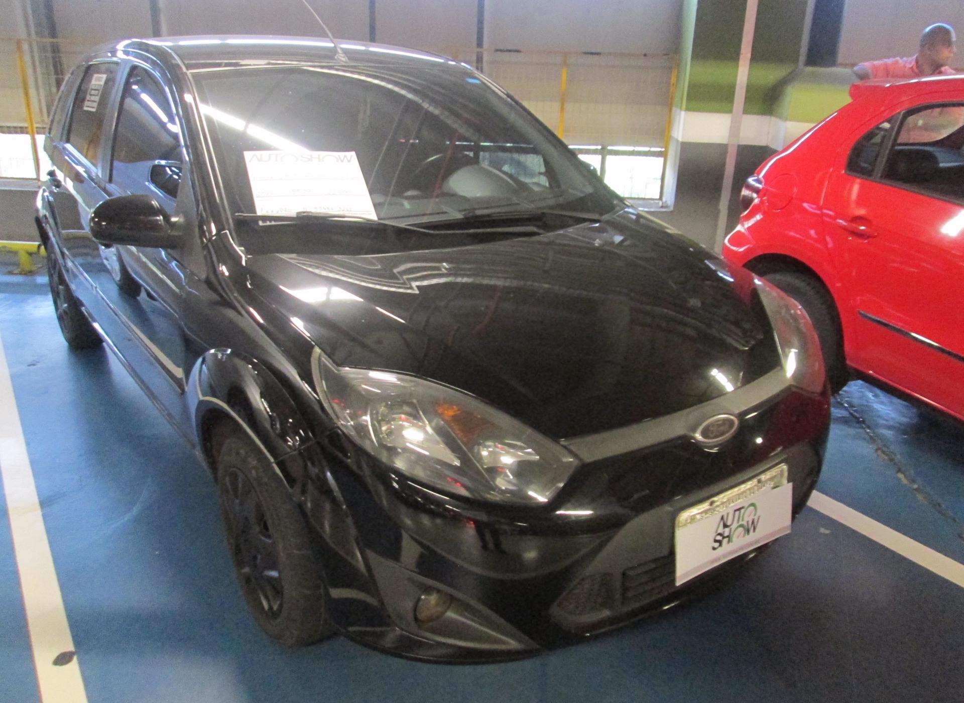 Feirão Auto Show Shopping ABC - FORD FIESTA 1.0 8V FLEX/CLASS 1.0 8V FLEX 5P 2012-2013
