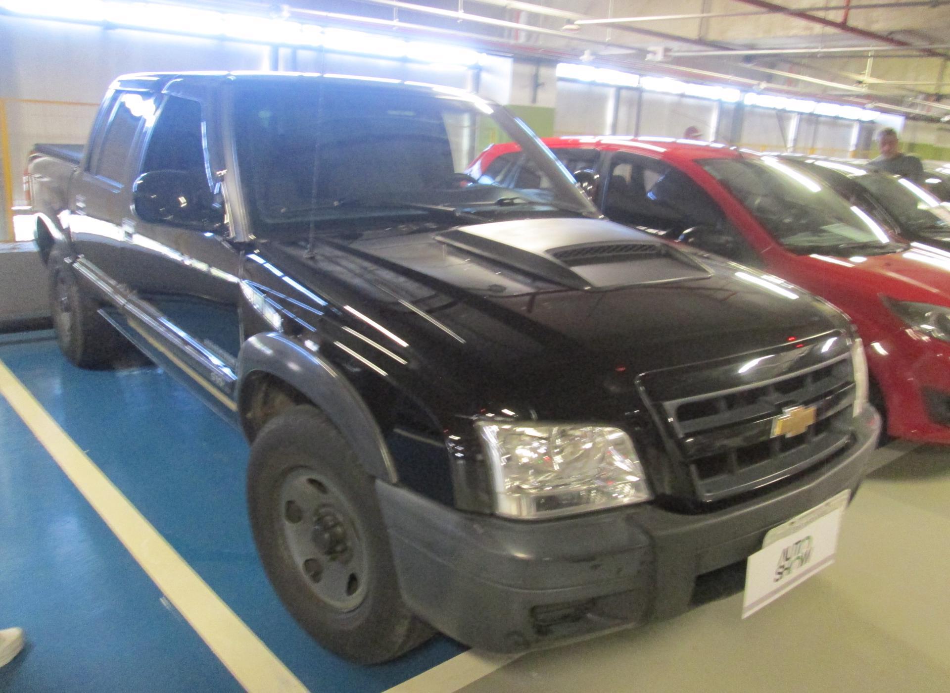 Feirão Auto Show Shopping ABC - CHEVROLET S10 P-UP ADVANTAGE 2.4 MPFI F.POWER CS 2011-2011