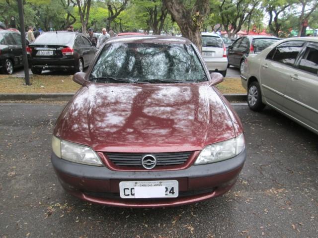 Feirão Auto Show Anhembi - CHEVROLET VECTRA GLS/ CHALLENGE 2.2 MPFI 16V 1999-1999