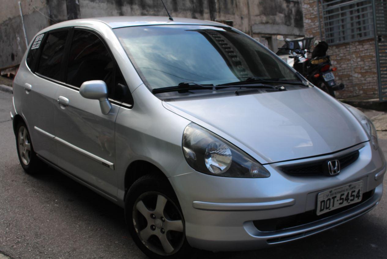 Feirão Auto Show Shopping ABC - honda fit LXL 1.4/ 1.4 FLEX 8V/16V 5P MEC. 2004-2004