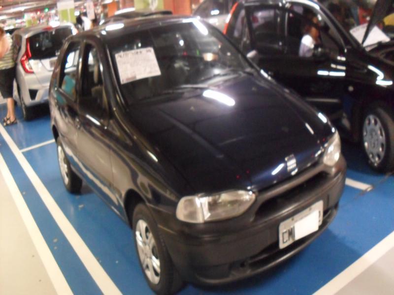 Feirão Auto Show Shopping ABC - FIAT PALIO EX 1.0 MPI 4P 1998-1998