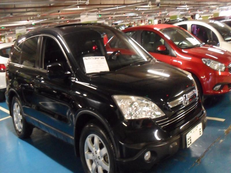 Feirão Auto Show Shopping ABC - HONDA CR-V EXL 2.0 16V 4WD/2.0 FLEXONE AUT. 2008-2008