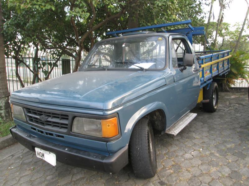 AutoShow Anhembi - CHEVROLET D15 1979