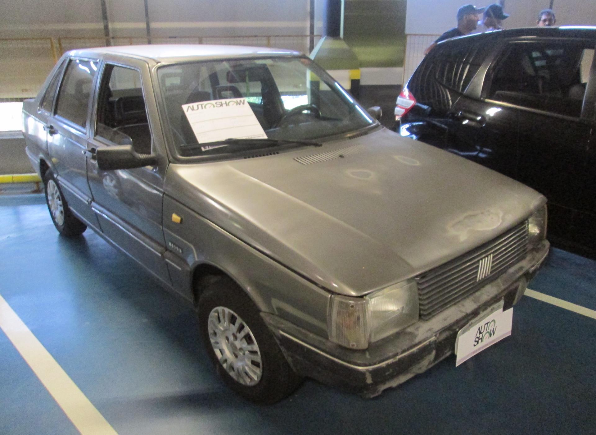 Feirão Auto Show Shopping ABC - FIAT PREMIO CSL 1.6 I.E./ 1.5 4P 1989-1989