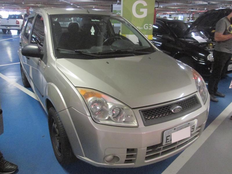 Feirão Auto Show Shopping ABC - FORD FIESTA SEDAN 1.0 8V FLEX 4P 2008-2008