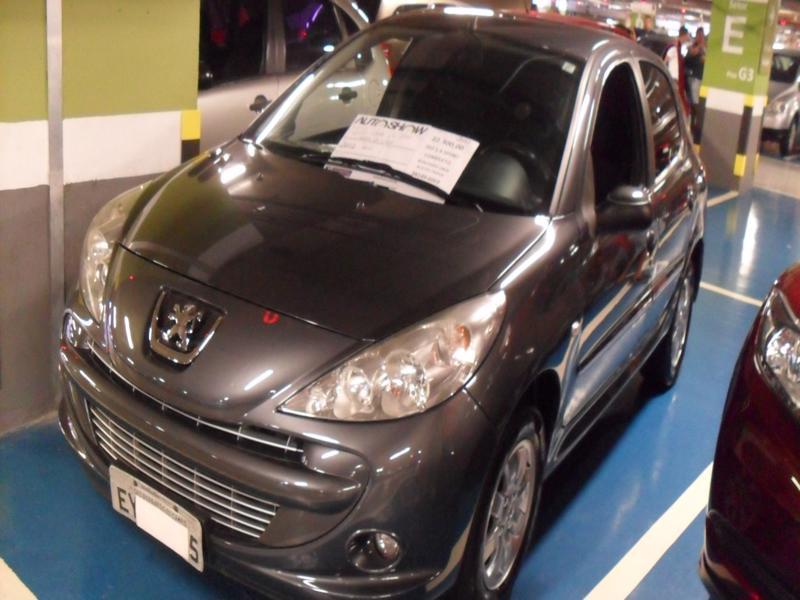 Feirão Auto Show Shopping ABC - PEUGEOT 207 SW XR SPORT 1.4 FLEX 8V 5P 2011-2012