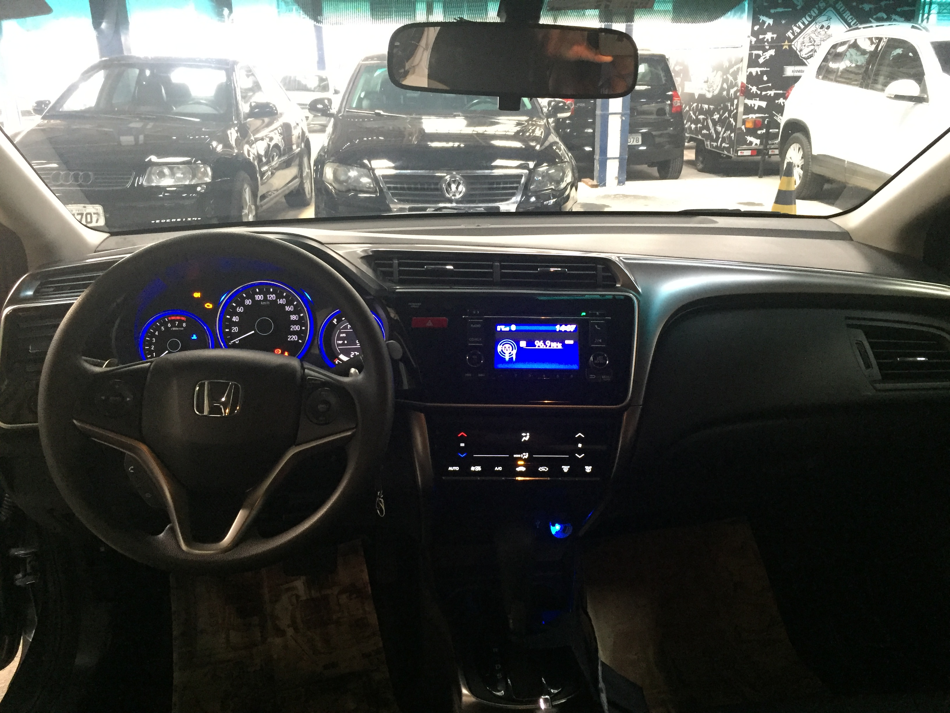 Feirão Auto Show Anhembi - honda city SEDAN EX 1.5 FLEX 16V 4P AUT. 2015-2015
