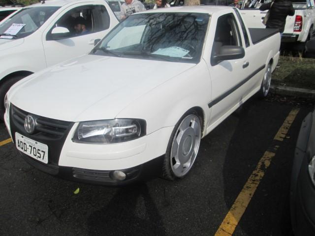 AutoShow Anhembi - VOLKSWAGEN SAVEIRO 2009