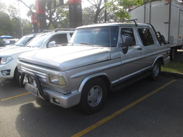 AutoShow Anhembi - FORD F-1000 1990