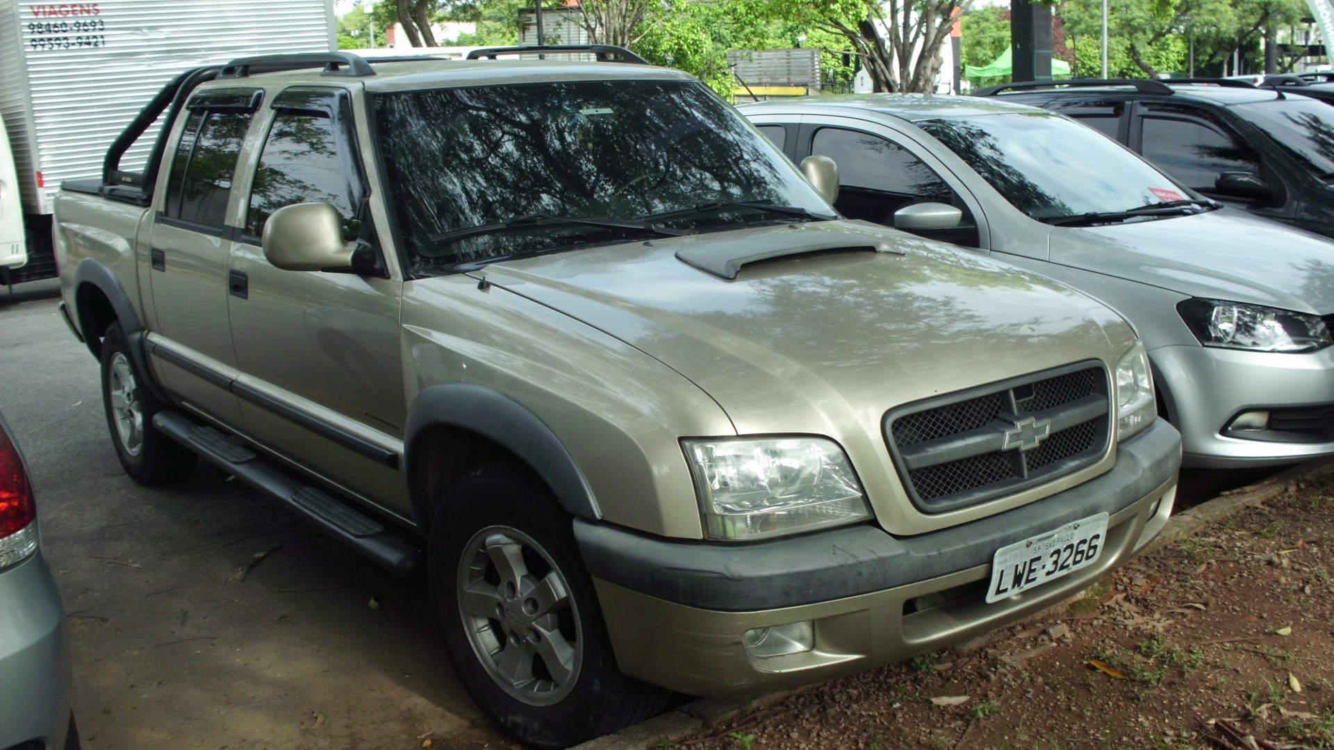 AutoShow Anhembi - CHEVROLET S10 2007