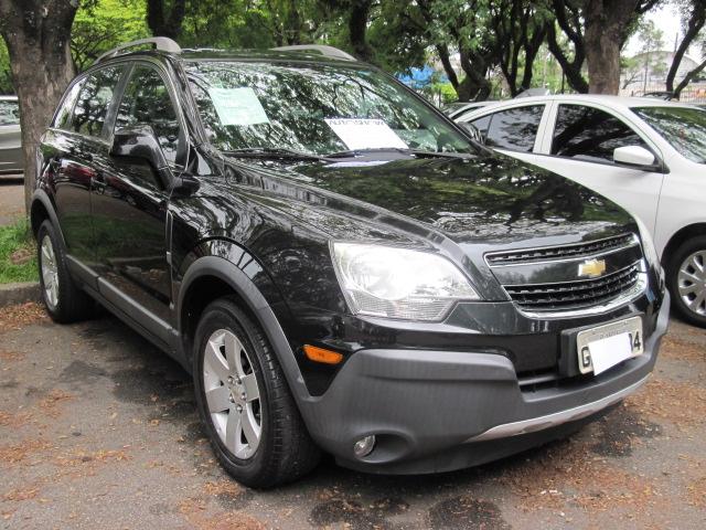 Feirão Auto Show Anhembi - CHEVROLET CAPTIVA SPORT FWD 2.4 16V 171/185CV 2012-2012
