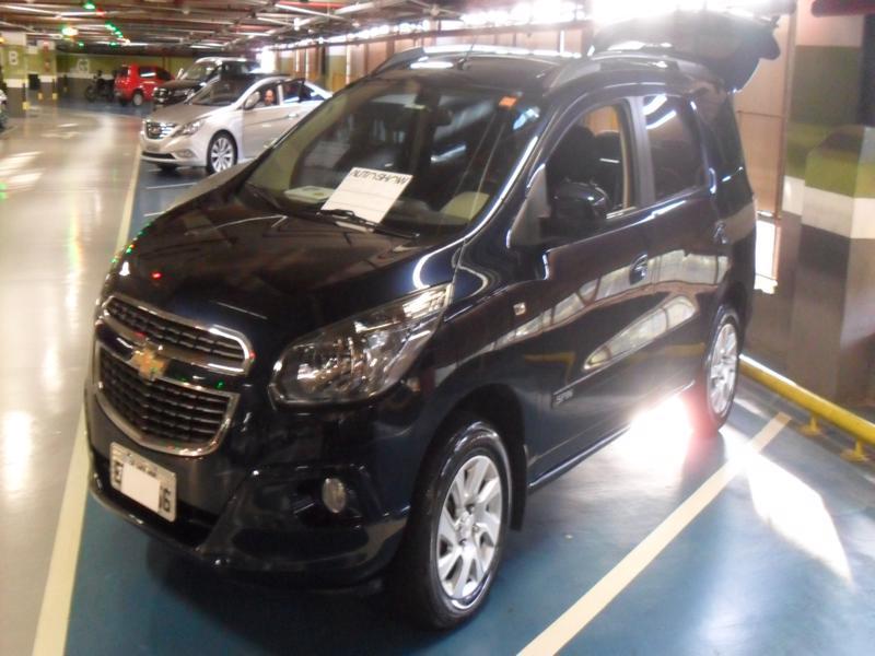 Feirão Auto Show Shopping ABC - CHEVROLET SPIN LTZ 1.8 8V ECONO.FLEX 5P AUT. 2013-2013