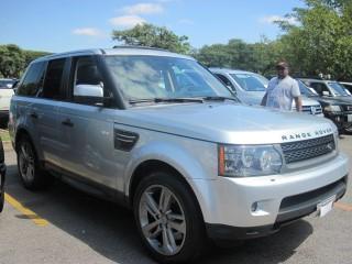 AutoShow Anhembi - LAND ROVER RANGE 2011