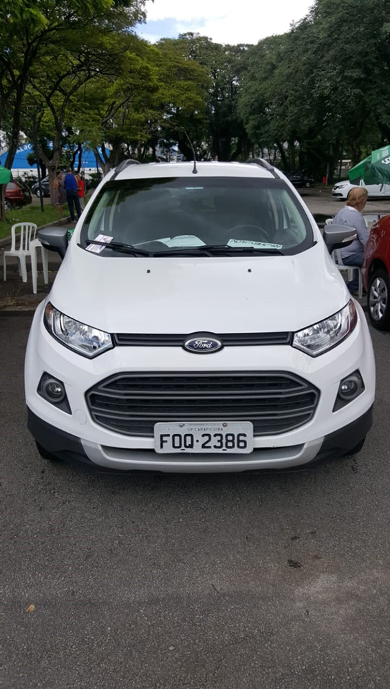 Feirão Auto Show autoshow - FORD ECOSPORT FREESTYLE 1.6 16V FLEX 5P 2015-2015