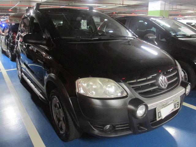 Feirão Auto Show Shopping ABC - VOLKSWAGEN CROSSFOX 1.6 MI TOTAL FLEX 8V 5P 2008-2008