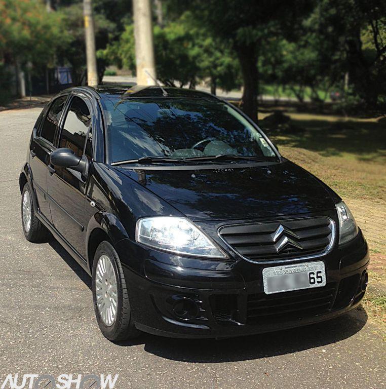 Feirão Auto Show anhembi - CITROËN C3 GLX 1.4/ GLX SONORA 1.4 FLEX 8V 5P 2010-2011