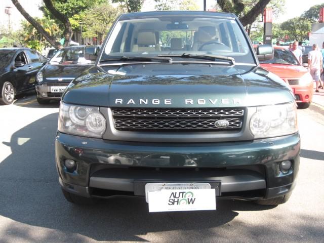 Feirão Auto Show Anhembi - LAND ROVER RANGE ROVER SPORT HSE 3.0 SDV6  DIESEL 2011-2011