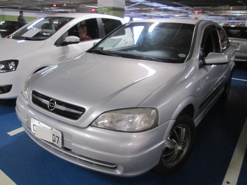 Feirão Auto Show Shopping ABC - CHEVROLET ASTRA GL 1.8 MPFI 3P 1999-1999