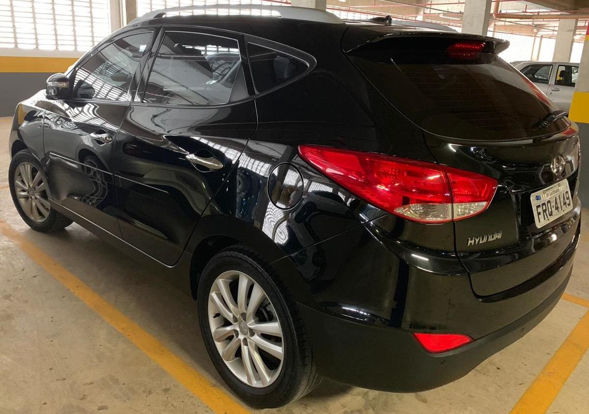 Feirão Auto Show Shopping ABC - HYUNDAI IX35 GLS 2.0 16V 2WD FLEX AUT. 2013-2014