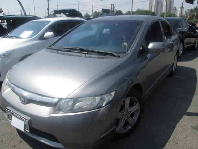 AutoShow Anhembi - HONDA CIVIC 2008
