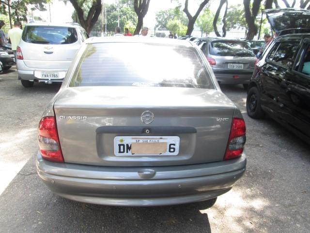 Feirão Auto Show Anhembi - CHEVROLET CLASSIC LIFE/LS 1.0 VHC FLEXP. 4P 2004-2005