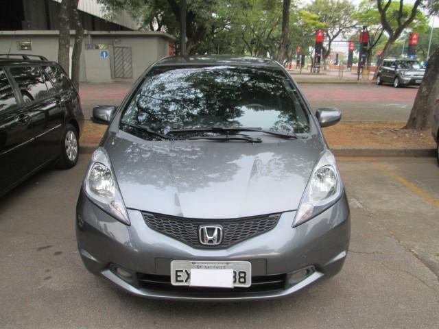 AutoShow Anhembi - HONDA FIT 2012
