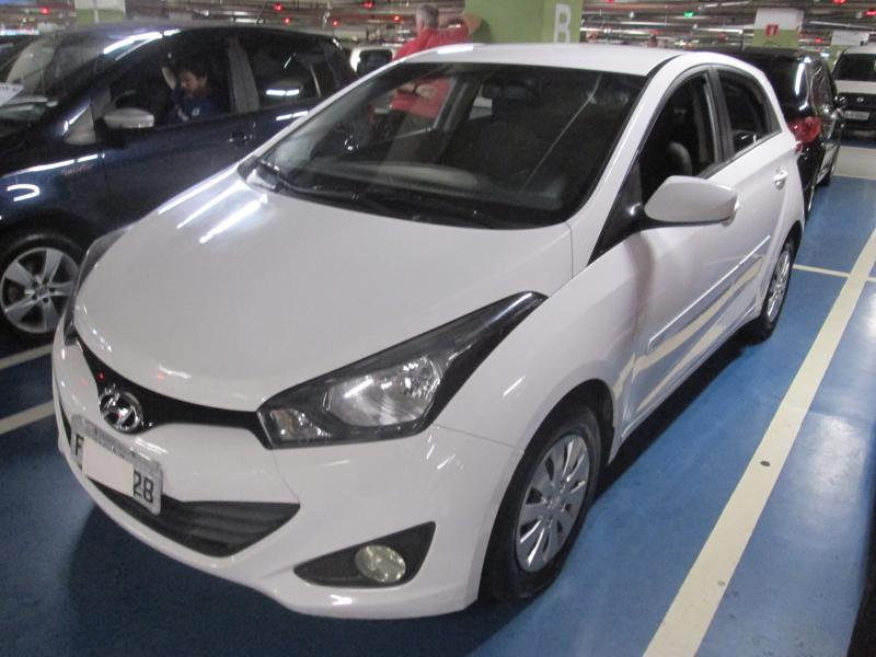 Feirão Auto Show Shopping ABC - HYUNDAI HB20 OUTRAS VERSOES 2014-2015