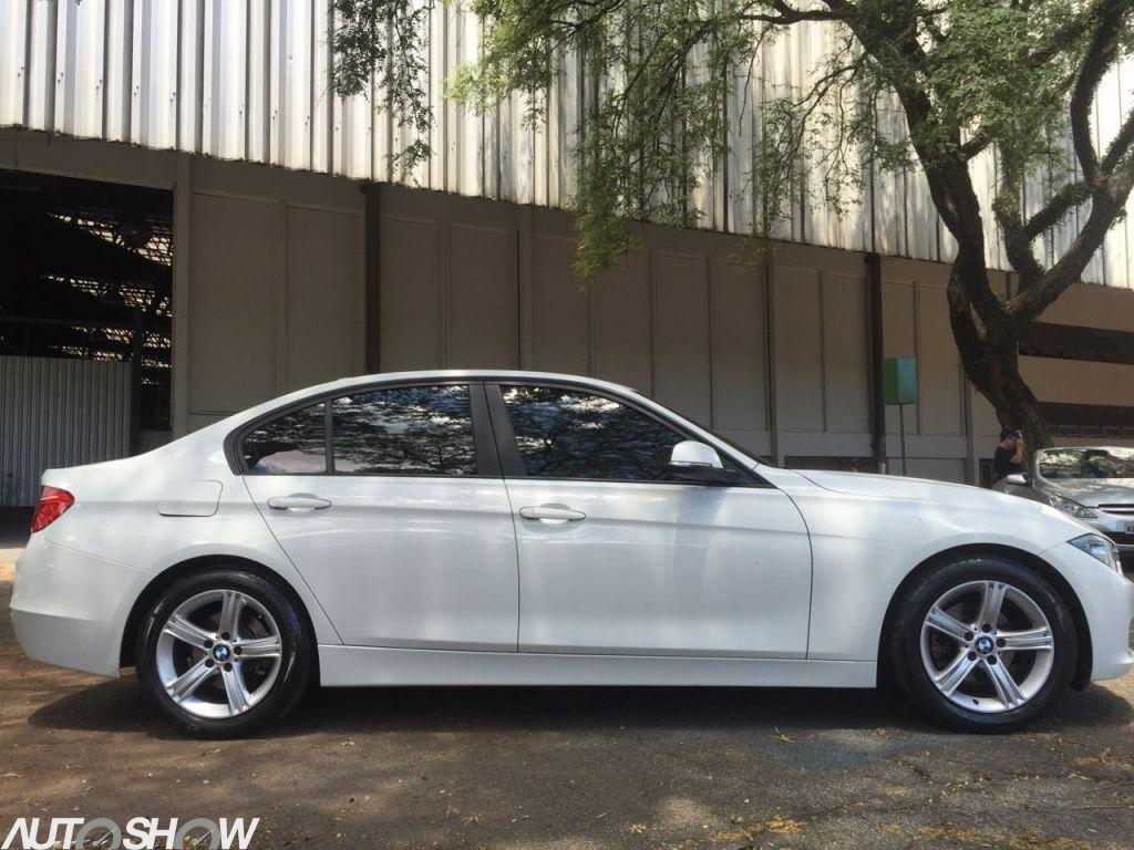 AutoShow Anhembi - BMW 320I  2013