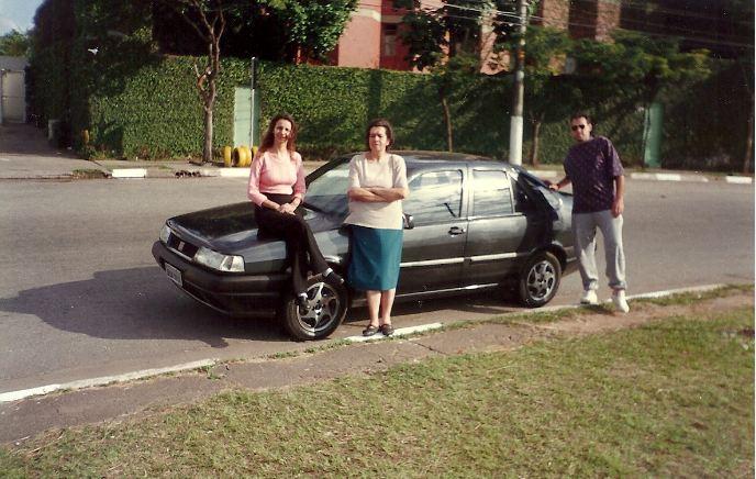 Feirão Auto Show  - FIAT TEMPRA HLX 16V 1997-1997