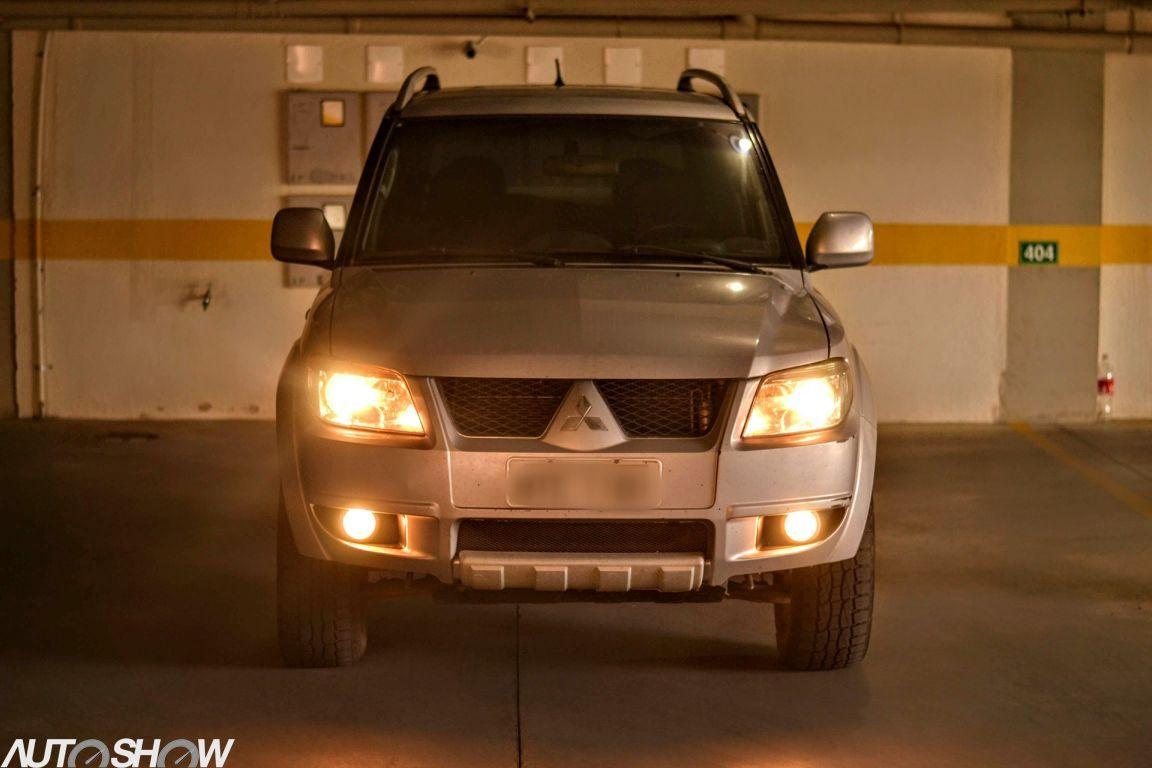 Feirão Auto Show Anhembi - MITSUBISHI MMC/PAJERO TR4 FLEX HP OUTRAS VERSÕES 2011-2011
