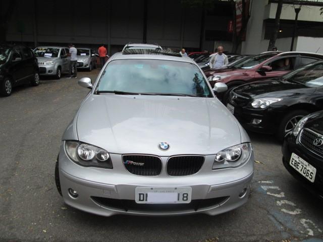 Feirão Auto Show Anhembi - BMW 120I 2.0 16V 150CV/ 156CV 5P 2005-2005