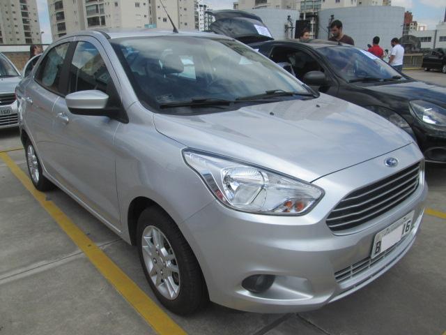 Feirão Auto Show Shopping ABC - FORD KA SEDAN 1.5 SE 16V FLEX 4P 2016-2017