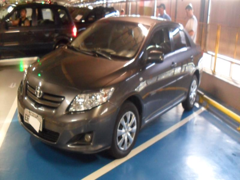 Feirão Auto Show Shopping ABC - TOYOTA COROLLA XLI 1.8/1.8 FLEX 16V AUT. 2009-2009