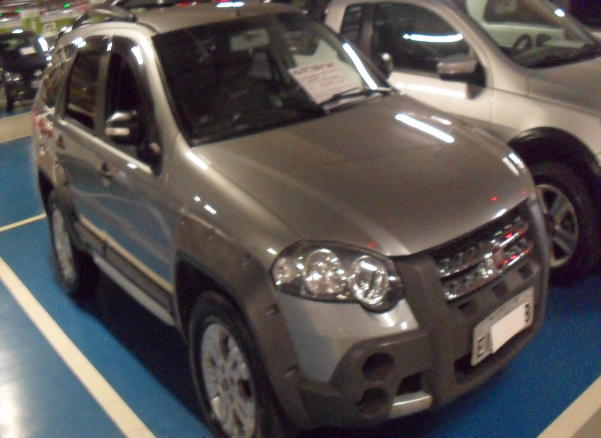 Feirão Auto Show Shopping ABC - FIAT PALIO WEEK. ATTRACTIVE 1.4 FIRE FLEX 8V 2010-2010