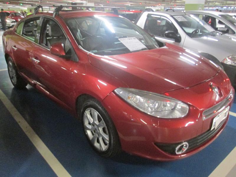 Feirão Auto Show Shopping ABC - RENAULT FLUENCE SED. DYNAMIQUE 2.0 16V FLEX AUT. 2013-2014
