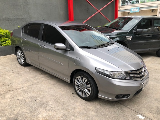 Feirão Auto Show Anhembi - honda city SEDAN LX 1.5 FLEX 16V 4P AUT. 2013-2014