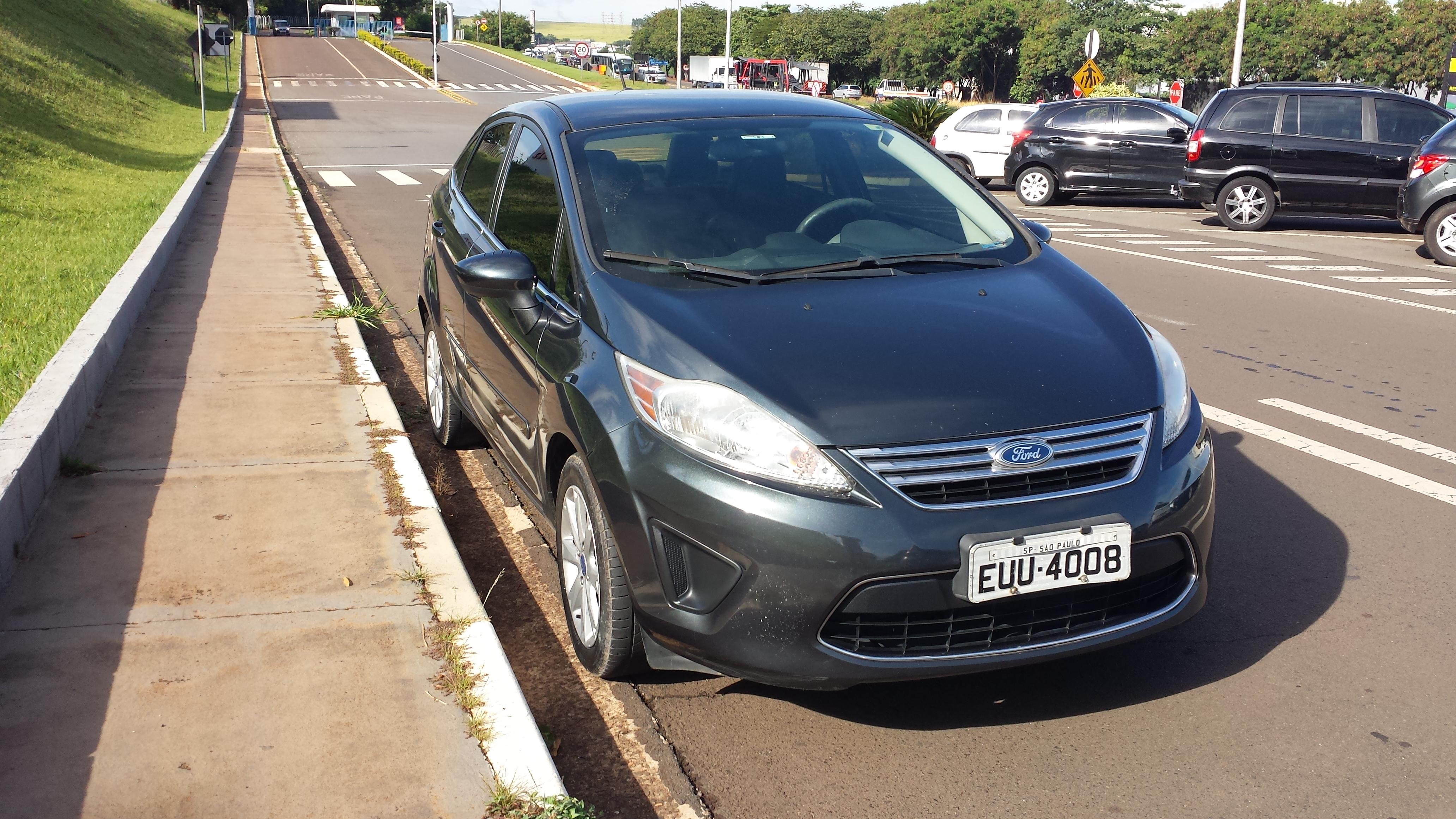 Feirão Auto Show autoshow - FORD FIESTA SE 1.6 16V FLEX 5P 2011-2011