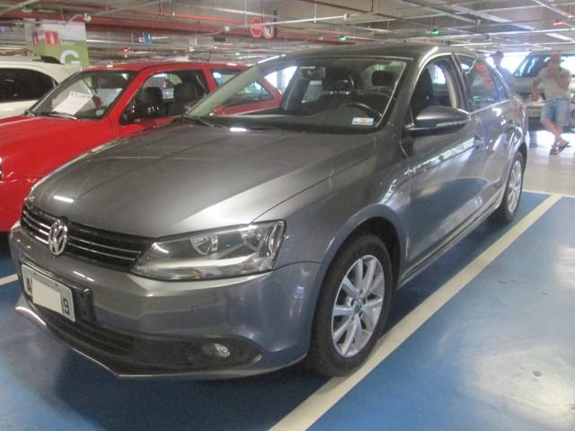 Feirão Auto Show Shopping ABC - VOLKSWAGEN JETTA COMFORTLINE  2.0 T.FLEX 8V 4P AUT. 2014-2014