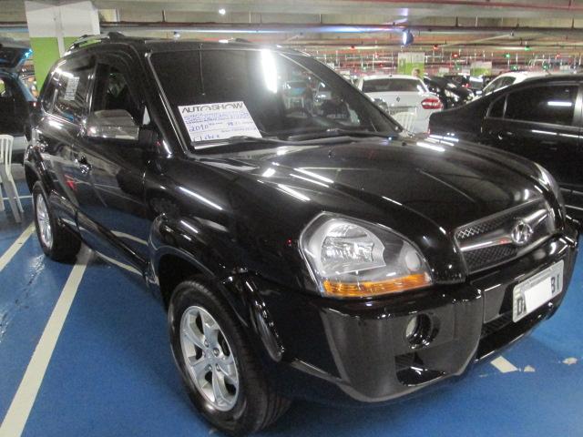 Feirão Auto Show Shopping ABC - HYUNDAI TUCSON GLS 2.0 16V AUT. 2010-2010