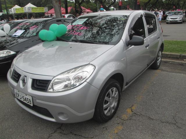 AutoShow Anhembi - RENAULT SANDERO 2011