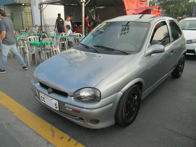 AutoShow Anhembi - CHEVROLET CORSA 1996